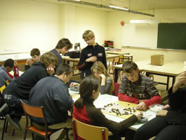 College decembre 2009